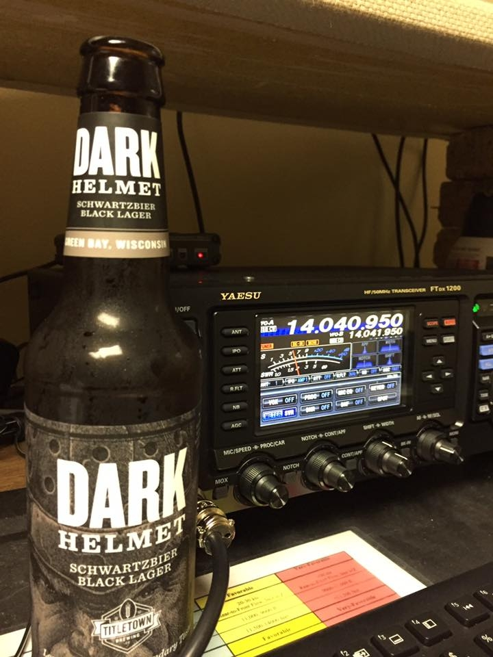 radio beer work